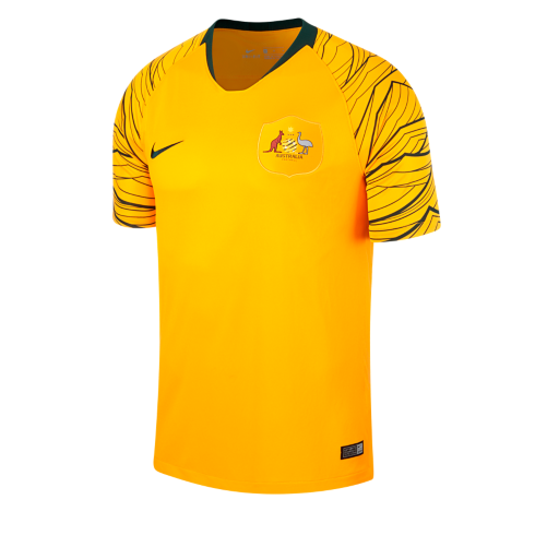 best sneakers 9c428 d375a Australia Home 2018 World Cup Jersey