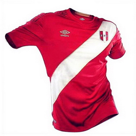 new arrival 74bf6 27cd1 Peru Away 2018 World Cup Jersey