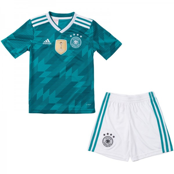 best loved 41d05 bab11 Germany Away 2018 World Cup Jersey (Junior)