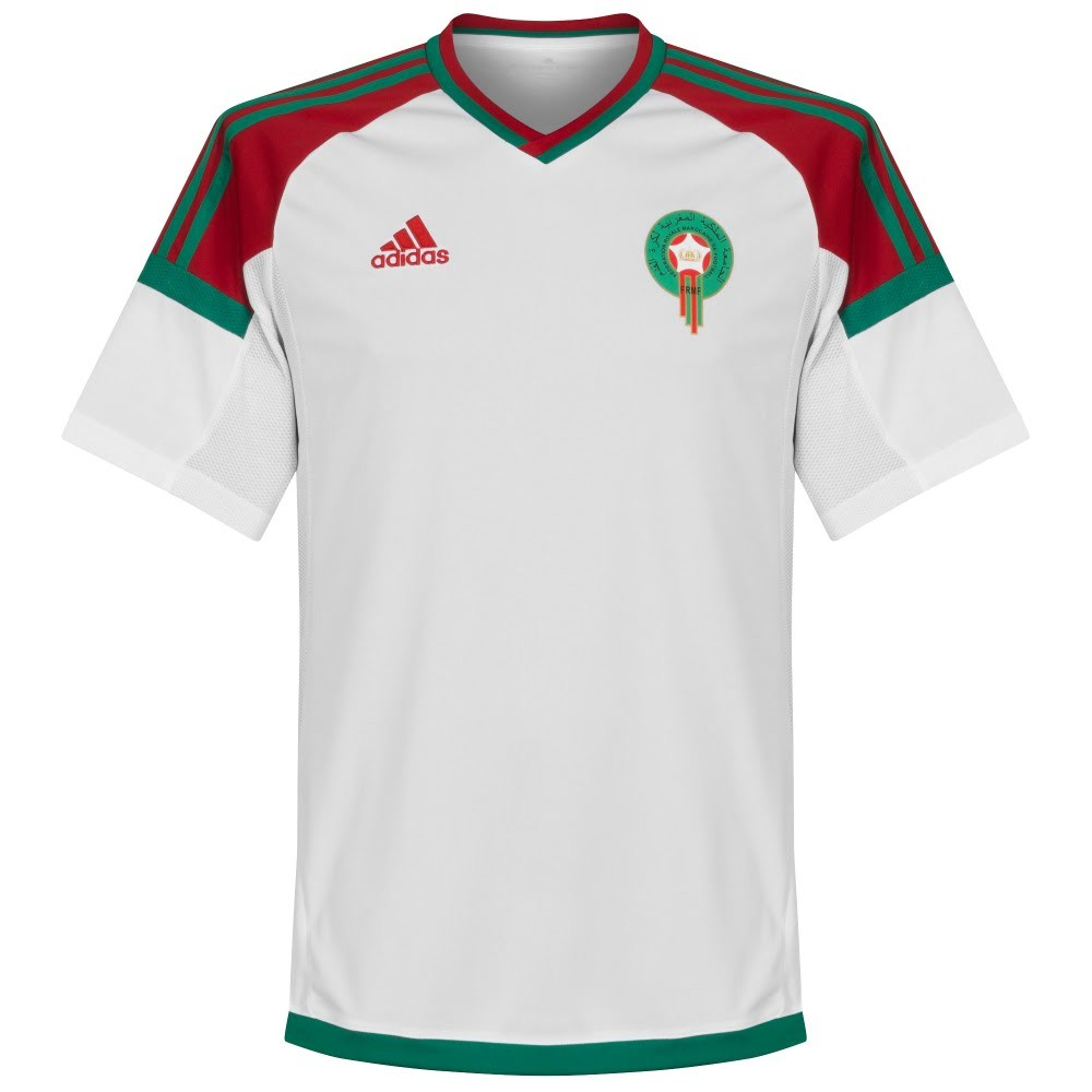 Image result for morocco world cup jersey