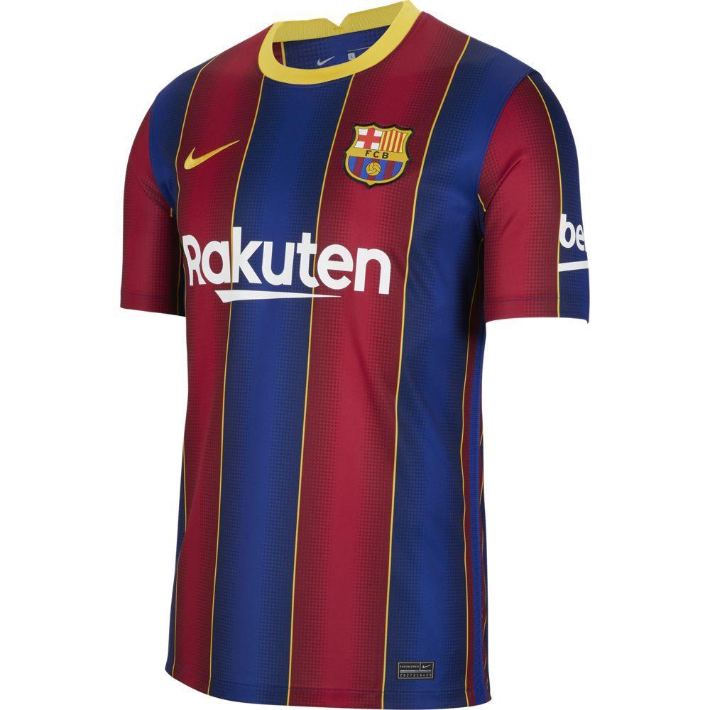 Barcelona 2020 21 Home Kids Kit Amojerseys