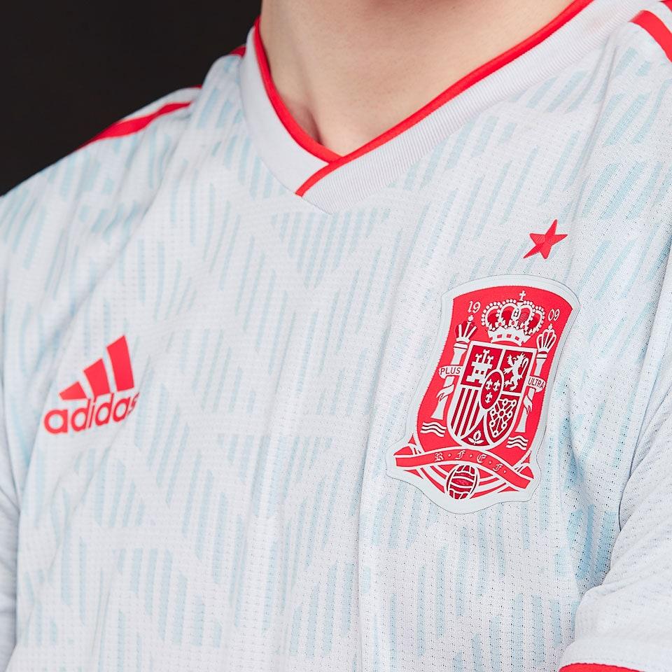 new york 7851e f65fa Spain Away 2018 World Cup Jersey